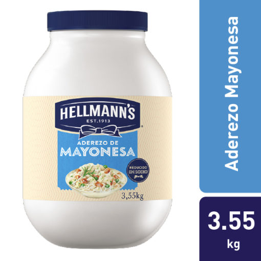 Aderezo Mayonesa Hellmanns