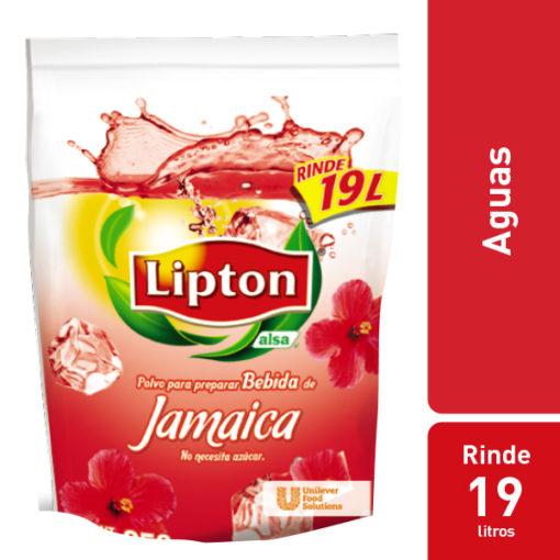 Lipton agua saborizada jamaica