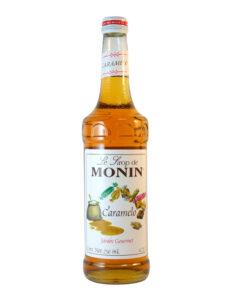 MONIN SIROPE CARAMELO 1350003