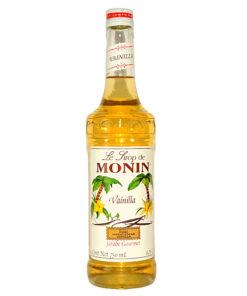 MONIN SIROPE VAINILLA 1350001