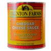 Salsa de queso para nachos trenton 0010838