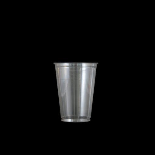 Vaso plastico clear 12 onzas