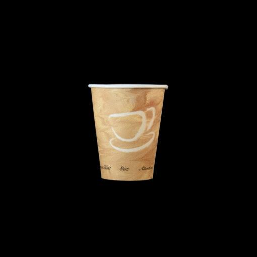 Vaso de papel mistique 8 oz 0021552