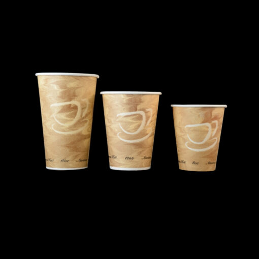 Vaso Papel Mistique 16 Oz 0040053