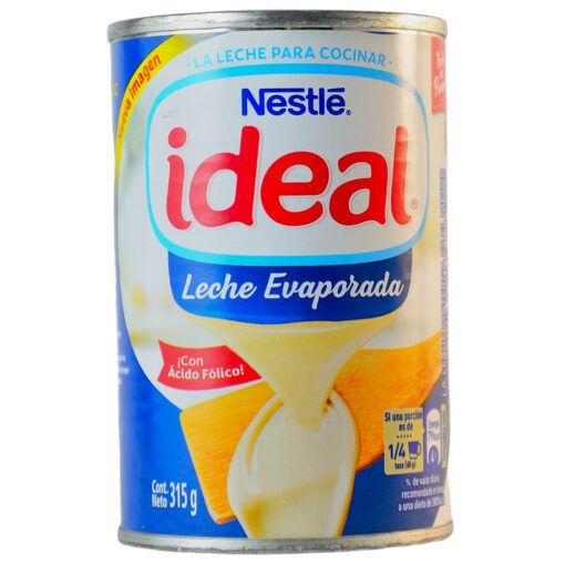 leche evaporada ideal nestle 0310618