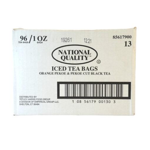 te frio lipton para preparar iced tea national quality