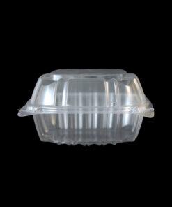 Empaque plastico 16 onzas concha plastica